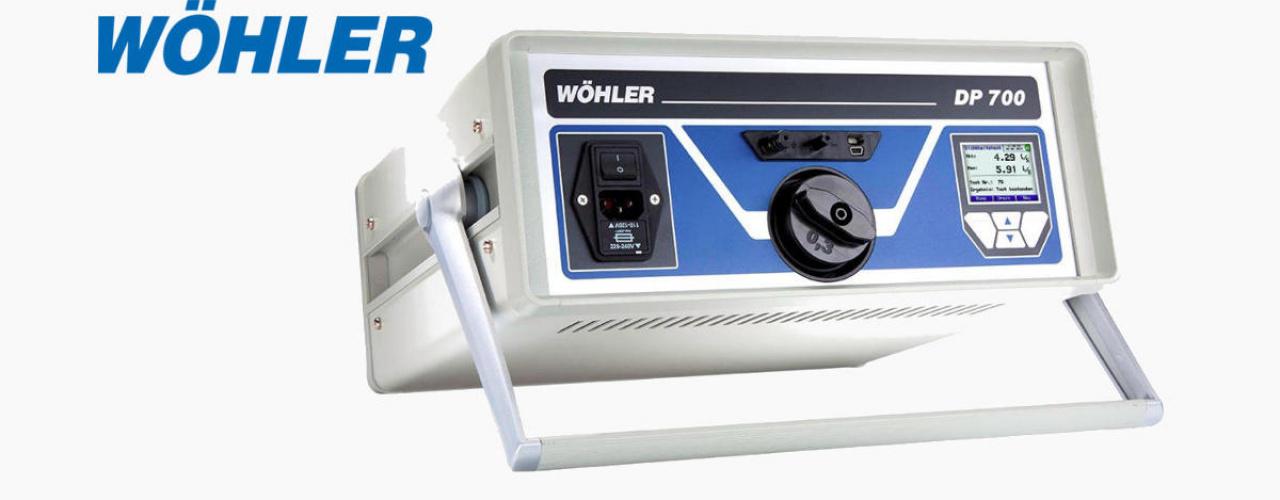 O Wöhler DP 700 é um equipamento que permite fazer testes de estanqueidade ás condutas de ar utilizadas nas aplicações AVAC garantindo a qualidade e a eficiência energética dos sistemas de AVAC